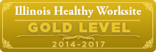 Healthy Worksite Gold Level