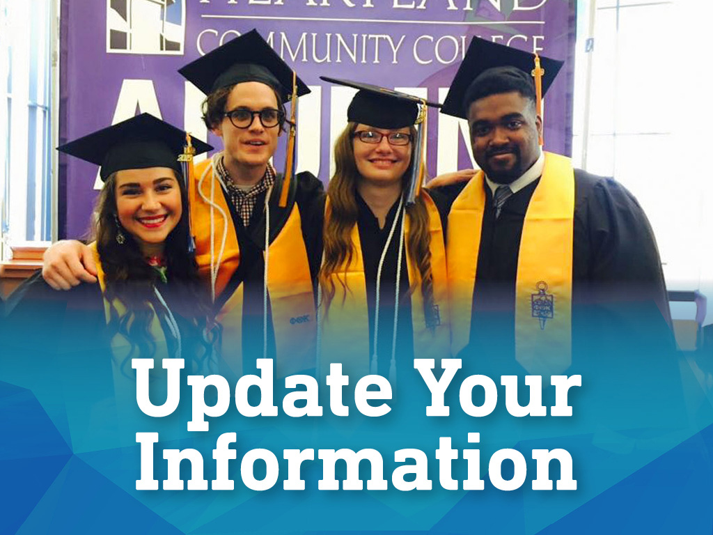 Update your Alumni Information