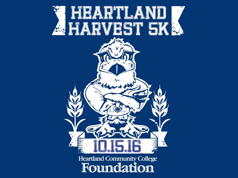 Heartland Harvest 5K logo